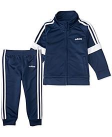 Little Boys 2-Pc. Jacket & Pants Track Set
