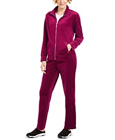 Velour Collection, Created for Macy's