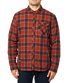 Men's Mamma Tried Sherpa Flannel Shirt