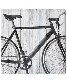 """Mode Bicycle Canvas Art, 43"""" x 43"""""""