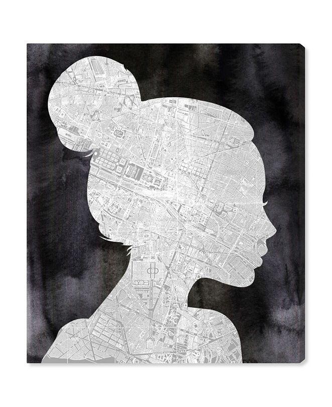 "Oliver Gal The World Traveler Canvas Art, 20"" x 24"""