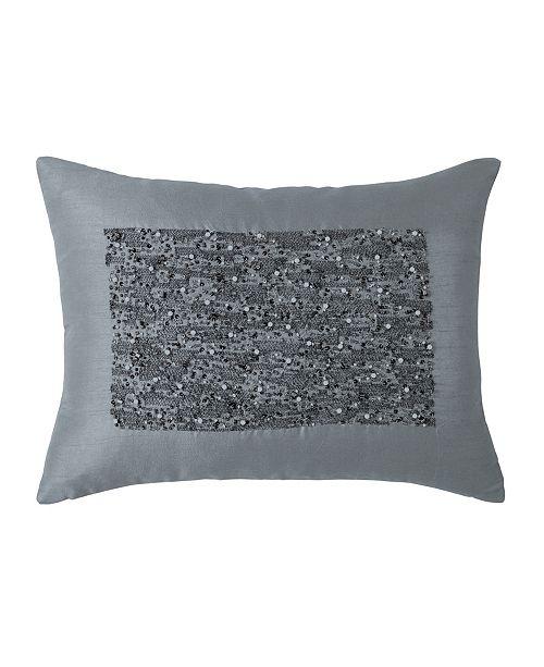 Michael Aram Beaded Rectangle 12  X 16  Decorative Pillow