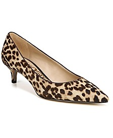 Dori Kitten Heel Pumps
