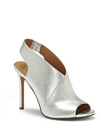 Jourie Peep Toe Shooties