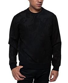 Men's Regular-Fit Panther Sweatshirt