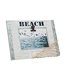 Beach Net Clip Frame