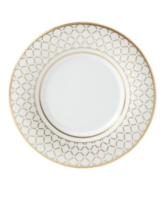 Venetian Lace Gold Saucer