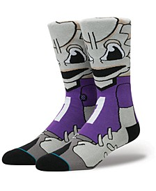 Texas Christian Horned Frogs Mascot Sock