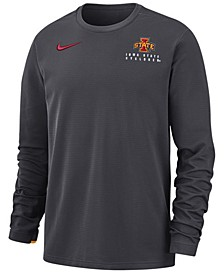 Men's Iowa State Cyclones Dry Top Crew Sweatshirt