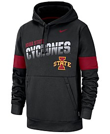 Men's Iowa State Cyclones Therma Sideline Hooded Sweatshirt