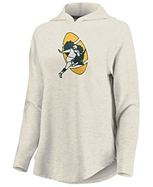 Women's Green Bay Packers French Terry Pullover