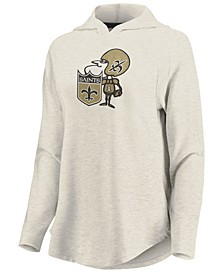 Women's New Orleans Saints French Terry Pullover