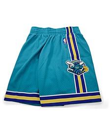 Men's New Orleans Hornets Swingman Shorts