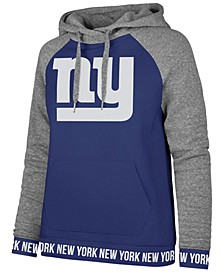 Women's New York Giants Revolve Hooded Sweatshirt