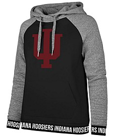 Women's Indiana Hoosiers Encore Revolve Hooded Sweatshirt