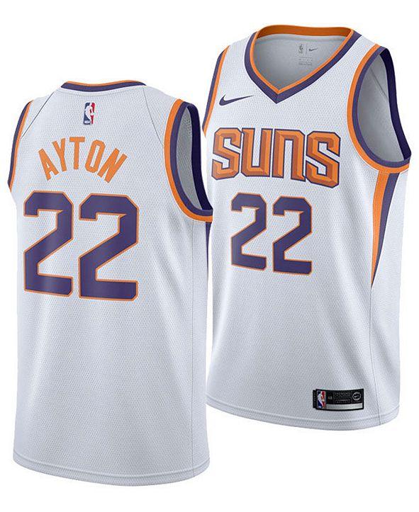 Nike Men's DeAndre Ayton Phoenix Suns Association Swingman Jersey