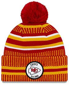 New Era Kansas City Chiefs Home Sport Knit Hat