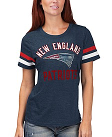 Women's New England Patriots Extra Point T-Shirt
