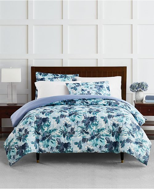 Pem America Cameron 2-Pc. Twin Comforter Mini Set, Created For Macy's