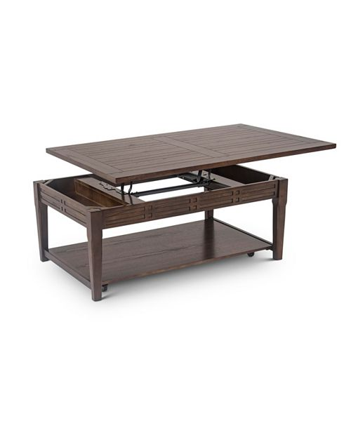 Furniture Cleave Lift-Top Cocktail Table