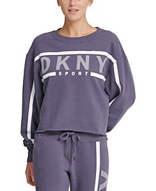 Sport Logo Fleece Sweatshirt