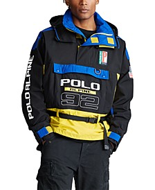 Men's Alpine Colorblocked Graphic Jacket