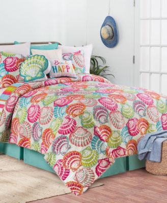 C F Home Merritt Island Twin Quilt Set