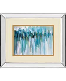 "Aurora Lights II by Karen Lorena Parker Mirror Framed Print Wall Art, 34"" x 40"""