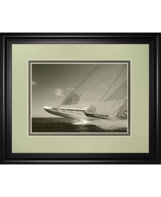 Sea Spray II by Michael Kahn Framed Print Wall Art, 34