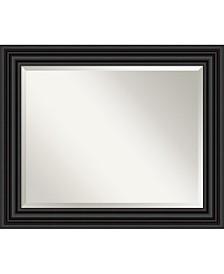 "Colonial Framed Bathroom Vanity Wall Mirror, 33.75"" x 27.75"""