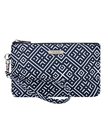 RFID Blocking Wristlet Clutch