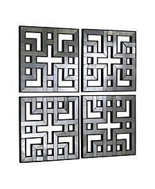 Akari Mirror Panels, Set of 4