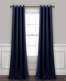 Lush Décor Blackout Curtain Sets