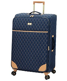 """London Fog Queensbury 28"""" Expandable Spinner"""