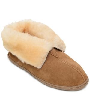 Minnetonka Boots SHEEPSKIN ANKLE BOOT WOMEN'S SHOES