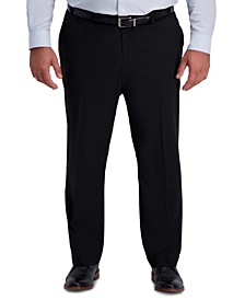 Men's Big & Tall Active Series Classic-Fit Performance Stretch Dress Pants