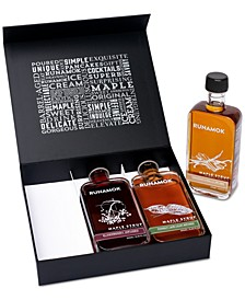 Infused Maple Syrup Gift Box