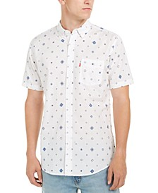 Men's Medallion Shirt