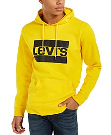 Men's Burndlen Fleece Logo Hoodie