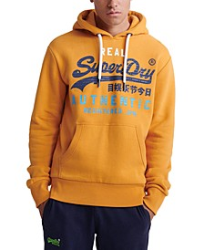 Men's Authentic Logo Hoodie