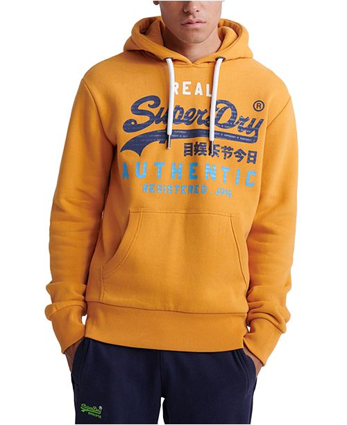 Details about Superdry Real Logo 1st Hoodie