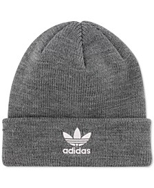 Big Boys Embroidered Logo Beanie