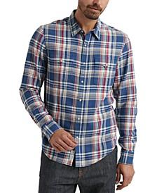 Men's Alameda Western Plaid Shirt