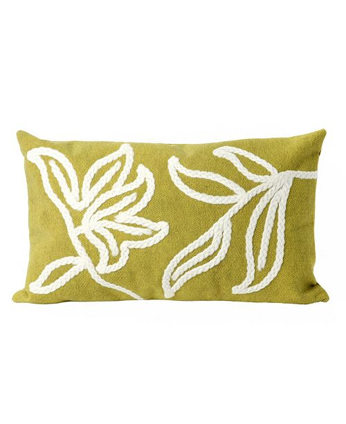 "Liora Manne Visions I Windsor Indoor, Outdoor Pillow - 20"" x 12"""