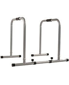 Sunny Health and Fitness Dip Station With Safety Connector