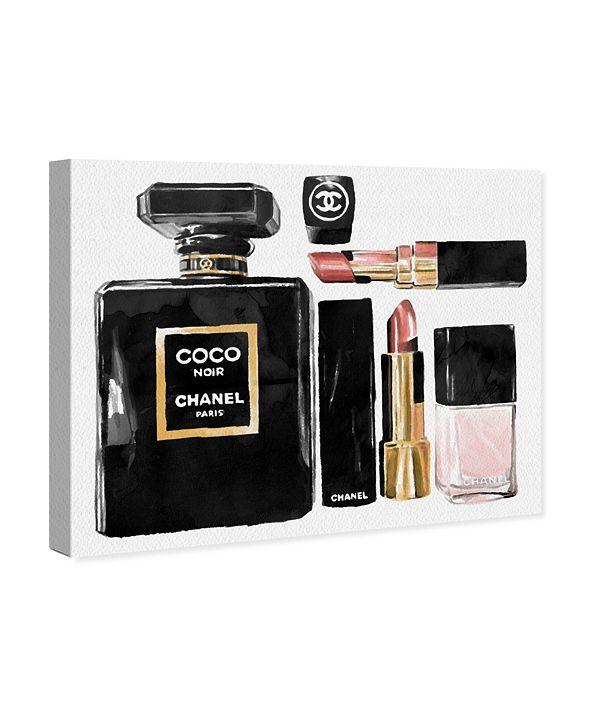 "Oliver Gal Coco Essentials Canvas Art, 36"" x 30"""