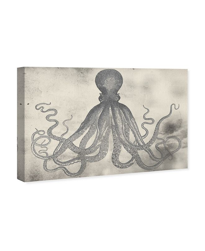 """Oliver Gal Tangle Canvas Art, 24"""" x 16"""""""