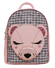Classy Bear Critter Backpack