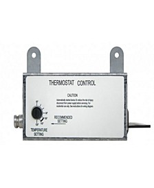 Ilg-002T Fan Thermostat Control Box