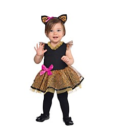 Baby Boys and Girls Cutie Cat Costume